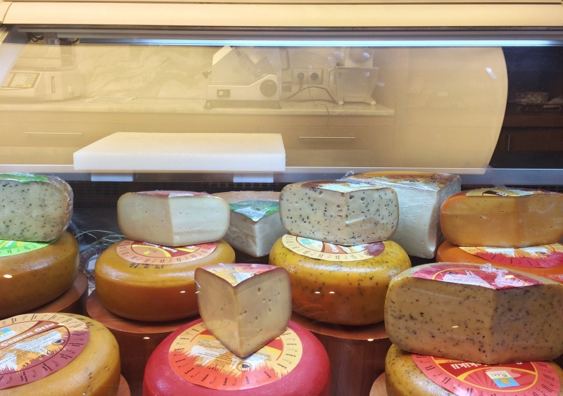 Cheeses of Rani Farm