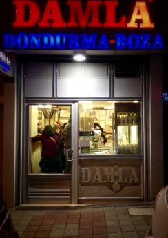 Damla Dondurma